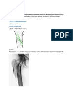 Femoral Shaft AOSR ENG
