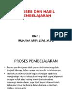 Pert-3 Proses Dan Hasil Pembelajaran