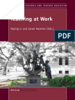 (Advances in Teaching and Teacher Education) Yeping Li, Janet Hammer (Eds.)-Teaching at Work-SensePublishers (2015)