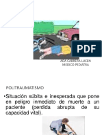 Trauma Pediatrico