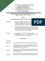 Docfoc.com-Sk Dokumentasi Prosedur Dan Pencatatan Kegiatan.doc