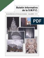 Boletin nº 11 de la Sociedad Matemática de Profesores de Cantabria