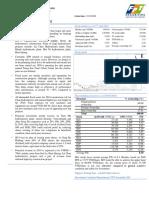 Company Visit Report