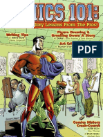 Comics 101 - How-To & History Lessons From the Pros! (FCBD) Two Morrows) (2007)