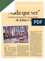 """Zavala - """"Nada Que Ver"""" en La Frontera Del Narco (Proceso)"""