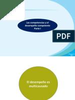 3a Las Competencias Entorno y El Desempeño