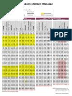 ERL Transit Schedule