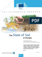 State of Soil in Europe