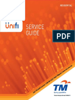 TM UniFi RES BI Service Guide v3.1