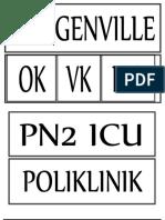 nama unit