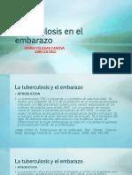 La Tuberculosis y El Embarazo
