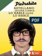 El Castellano Es Un Idioma Loab - Luis Piedrahita