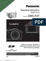 Lumix Dmcfz7
