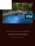 Jeff Malpas (Editor)-The Place of Landscape_ Concepts, Contexts, Studies-The MIT Press (2011)