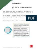 Resumen Trat Correspondencia y Paqueteria