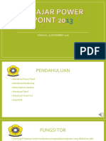 BELAJAR POWER POINT 2013.pptx