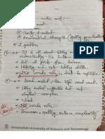 TOEFL Notes