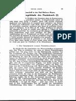 "Oskar Goldberg ""Das Zahlengebäude des Pentateuchs"", Part I - IV"