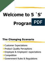 5 S Program