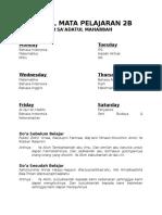 JADUAL MATA PELAJARAN 2B.docx