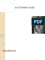 Titration of Amino Acids Lab Con