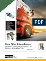 FDRB571UK BRO Aftermarket Spares Truck PARKER
