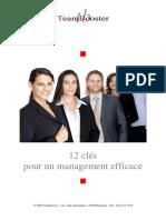 12 cles pour un management efficace_200811188424156434881941073625229