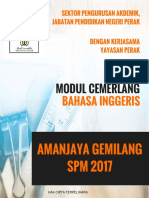 BI - Modul Cemerlang Amanjaya SPM 2017