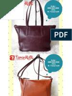 tas kulit wanita buatan garut , 0858 5504 6522 (WA)