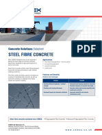 Concrete 3 Ds Steel Fibre