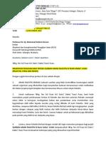 Contoh surat kepada masjid utk projek qurban.doc