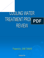 Cooling Water Treatment Review
