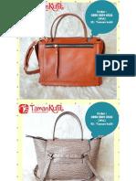 tas kulit wanita buatan indonesia , 0858 5504 6522 (WA)