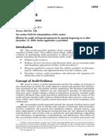 AU Section 326 Audit Evidence.pdf