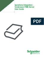 ITME OI Server User Guide