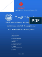 21 Environmental Management and Sustainable Development