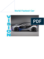 Fastest Car Faster