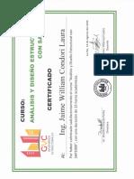 Certificado de PhD Genner