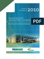 Guia2010 - Pronasci