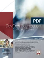 DevOps Foundation HandBook