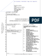 A&A Global v Predovich - Complaint