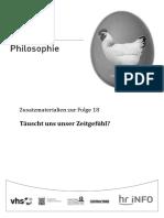 Hr Funkkolleg Philosophie 18