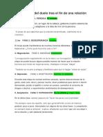 Las 5 Etapas Del Duelo Tras El Fin de Una Relación77777777