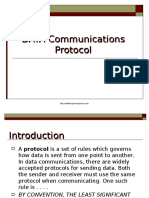 38980094 DATA Communications Protocol