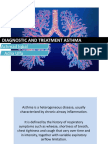 Diagnostic and Treatment Asthma