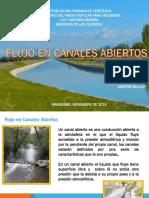 Flujo en canales abiertos