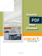 Acoustics in Open Office