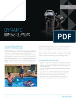 Dynamo Aboveground Pump Spanish