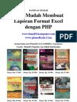 Script PHP Membuat Report Format Data Ms.Excel