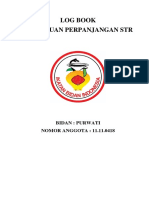 Log Book 1 Pengajuan Perpj STR